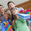Shopping — Stock Photo #7750327