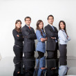 Business team — Stock Photo #7750339