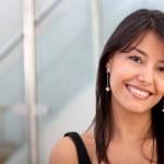 Friendly business woman portrait — Stock Photo #7750451