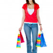 Shopping woman — Stock Photo #7750497