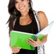 Beautiful female student — Stock Photo #7750704