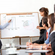 Business presentation — Stock Photo #7750893
