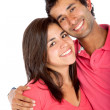 Lovely young couple — Stock Photo #7750912