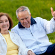 Couple of adults — Stock Photo #7750955