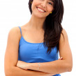 Beautiful girl smiling - Stock Photo