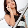 Business woman on the phone - Stock fotografie