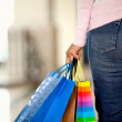Shopping woman — Stock Photo #7751962