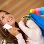 Shopping woman — Stock Photo #7751963