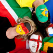International football fans — Stock Photo #7751989
