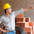 Construction worker — Stock Photo #7752250