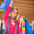 Shopping woman — Stock Photo #7752271