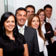 Business group at the office — Stock Photo #7752498