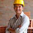 Construction worker — Stock Photo #7752630