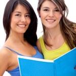 Female students — Stock Photo #7752740