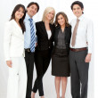 Group of business — Stock Photo #7752803