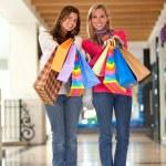 Shopping women — Stock Photo #7752906