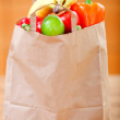 Shopping bag — 图库照片
