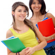 Beautiful students — Stock Photo #7753219