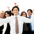 Successful business team — Stock Photo #7753436