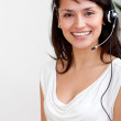 Customer support operator — Stock Photo #7753706