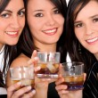 Girls night out — Stock Photo #7753869