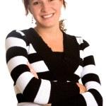 Business woman portrait — Stock Photo #7753873