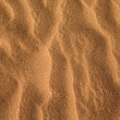 Sand waves pattern - Stock Photo