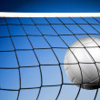 Beach volley ball - Stock Photo
