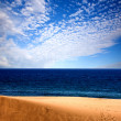 Beautiful beach view — Stock Photo