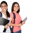Beautiful students — Stock Photo #7754304