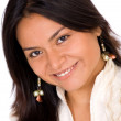 Beautiful latin american girl portrait — Stock Photo