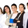Business professionals - diverse occupations — Stock Photo #7754551
