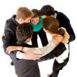 Business team work — Stock Photo #7754732