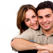 Beautiful couple — Stock Photo #7755054
