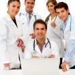 Royalty-Free Stock Photo: Group of doctors