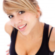 Sportive woman - Stock Photo