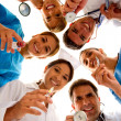Group of doctors — Stock Photo #7755991