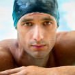 Male swimmer — Stock Photo #7756014