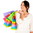Shopping woman — Stock Photo #7756081