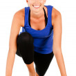 Stock Photo: Sportive woman