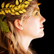 Greek goddess — Stock Photo #7756258