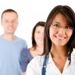 Female doctor — Stock Photo #7756304