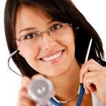 Female doctor — Stock Photo #7756306