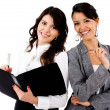 Business women — Stock Photo #7756422