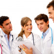 Group of doctors — Stock Photo #7756534