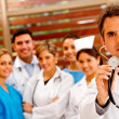 Group of doctors — Stock Photo #7756545