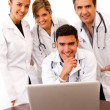 Group of doctors — Stock Photo #7756571