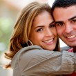 Beautiful couple — Stock Photo