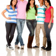 Group of friends — Stock Photo #7756658
