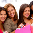 Shopping women — Stock Photo #7756723